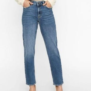 noisy may TAYLOR STRAIGHT FIT ANKLE JEANS